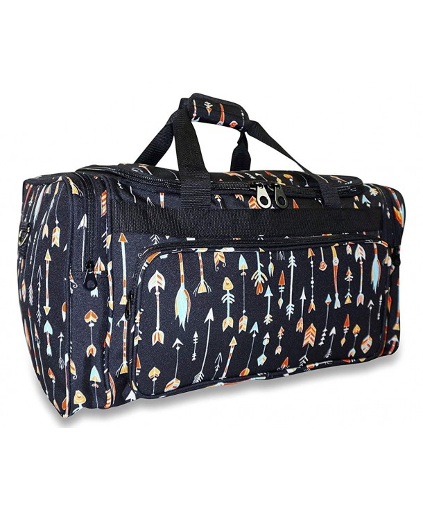 Ever Moda Arrow Duffle Bag