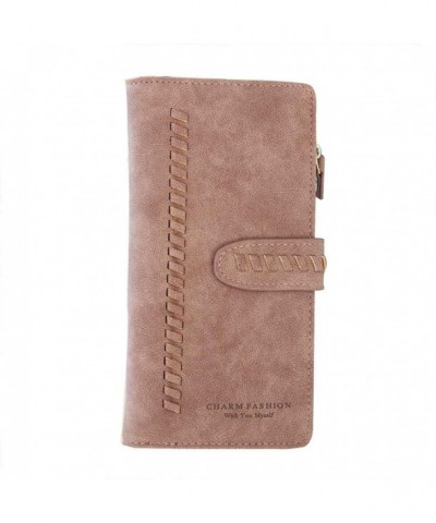 TJEtrade Womens Wallets Bifold Capacity