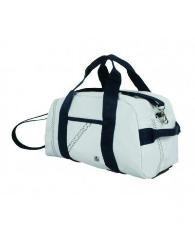 Sailor Bags Duffle Straps White