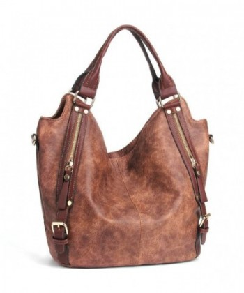 JOYSON Handbags Shoulder Leather Capacity