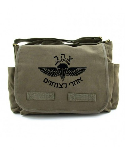 Paratrooper Army Heavyweight Messenger Shoulder