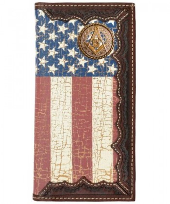 Custom Masonic Compass American Distressed