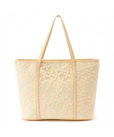 MiCoolker Embroidery Portable Shoulder Handbag