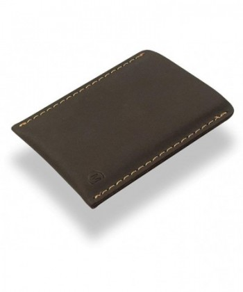 Modern Carry Wallet Sleeve Brown