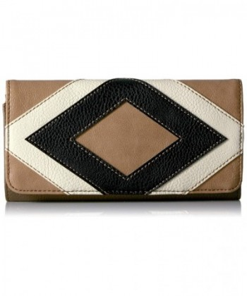Relic Takeaway Flap Checkbook Wallet