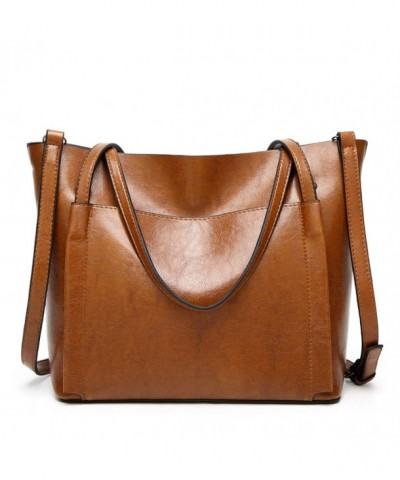 QIN LX Shopping Messenger Handbags
