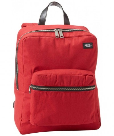 Jack Spade Backpack Red Size