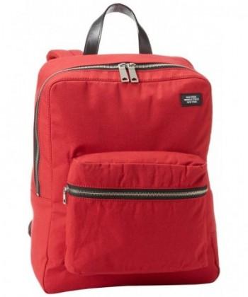 Jack Spade Backpack Red Size