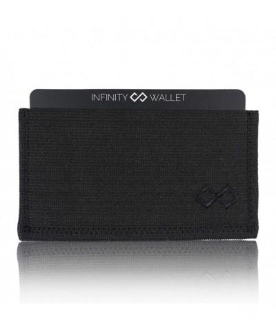 Infinity Wallet Mens Minimalist Wallet