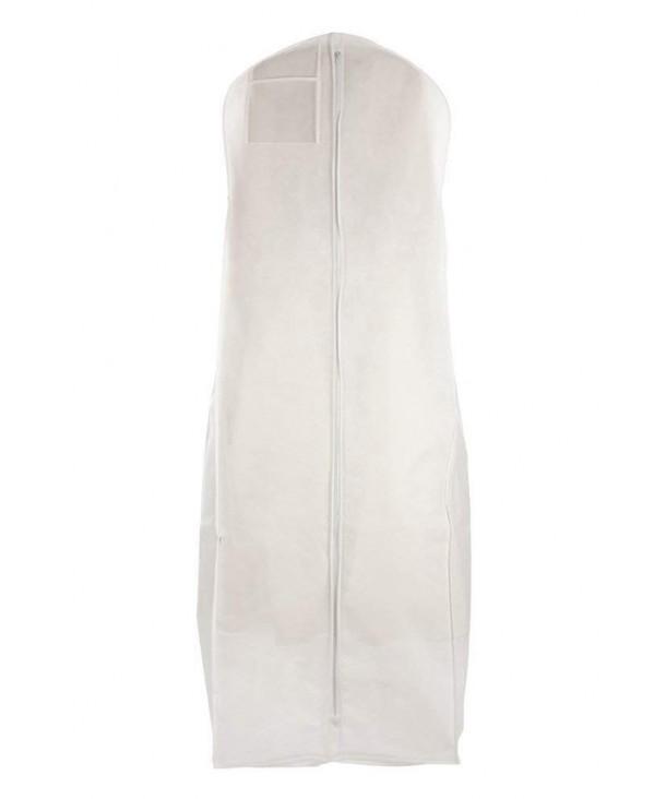 Breathable Large Wedding Garment gusset