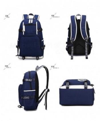 d01e9c2be4fb Japanese Anime Cosplay Luminous Bookbag Backpack Shoulder Bag School Bag -  Conan1 - C1182G3H294