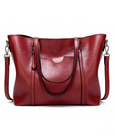 JULED Satchel Handbags Shoulder Messenger