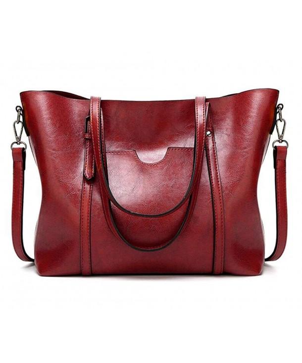 JULED Satchel Handbags Shoulder Messenger