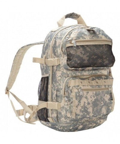 Everest Oversize Digital Backpack Camouflage