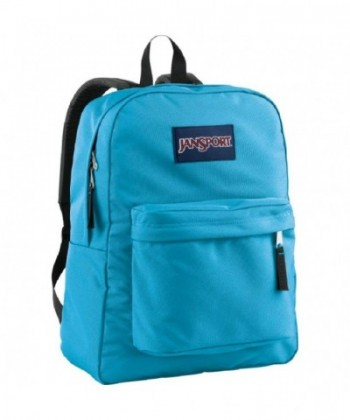 JanSport Superbreak Backpack Mammoth Blue