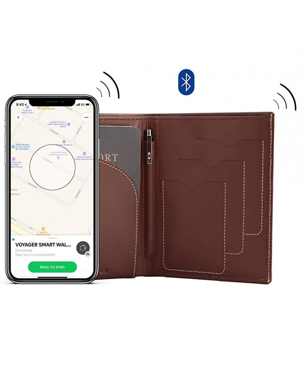 Voyager Anti Theft Travel premium leather