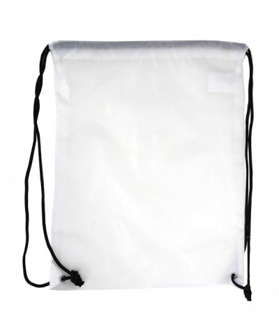 POLYESTER Drawstring Backpack Outdoor Camping
