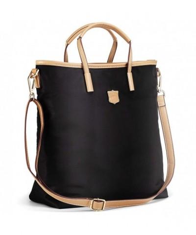 Lecxci Capacity Top Handle Handbags Multi pocket