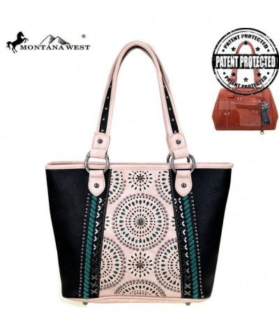 MW354G 8317 Montana West Collection Handbag Black