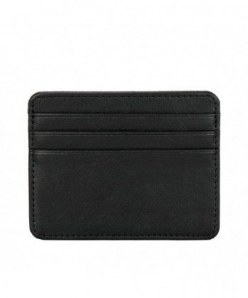 Mens Leather Wallet Credit Holder