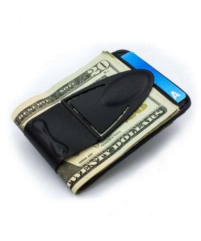 Money Clamp Geneva Black Matte