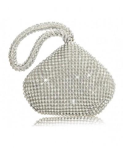 Meeto Fashion Glitter Crystal Diamante