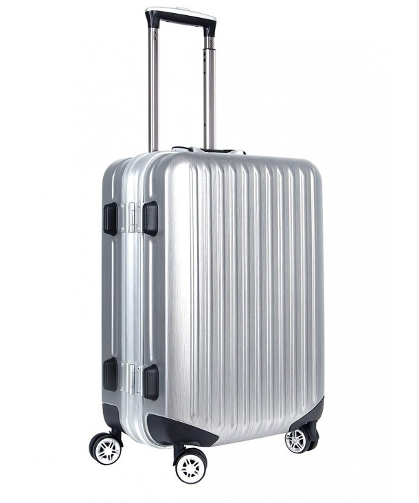Viagdo Expandable HardSide Suitcases Lightweight