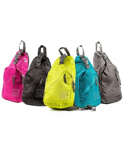 Sling Backpack Women Comfortable Compartments