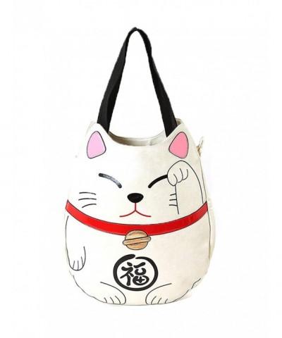 Sleepyville Critters Lucky Maneki Handbag