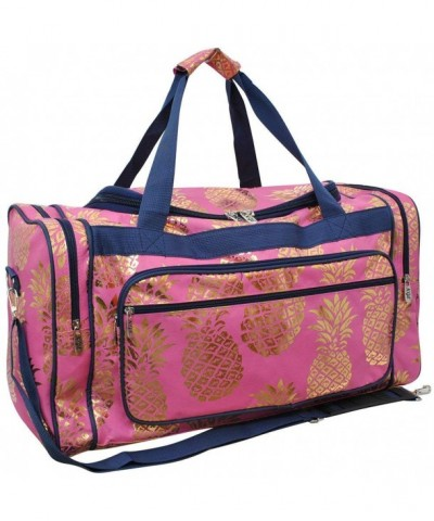 Pineapple NGIL Canvas Shoulder Duffle