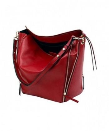 Leather Handbags Shoulder Designer Satchel