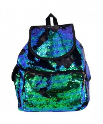 Orfila Fashion Backpack Shoulder Drawstring
