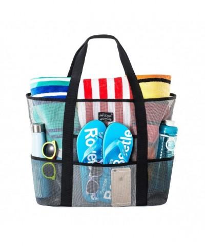 SoHo Mesh Beach Bag Lightweight