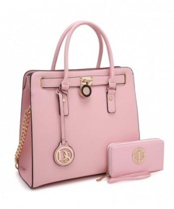 Fashion Satchel Designer Shoulder 2553w pink