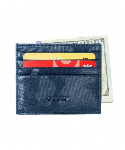 Guard Wallet Leather Deluxe Holder