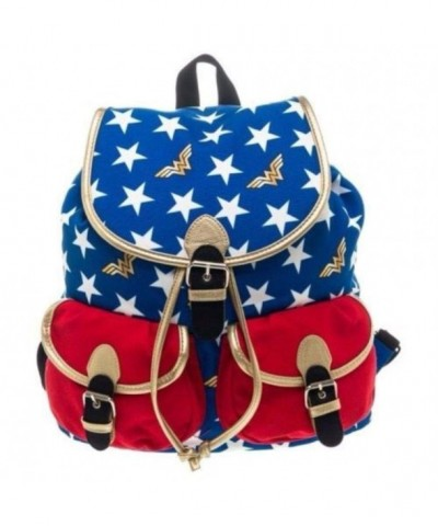 Comics WONDER WOMAN Knapsack Backpack