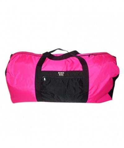 Extra Large Duffle Pocket Resistant