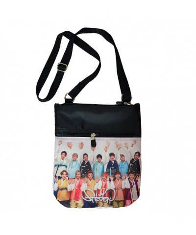 Seventeen Cross Swingpack Purse 328