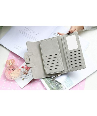 Fashion Clutch Wallet Three fold Currency