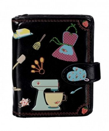 Shag Wear Womens Baking Wallet
