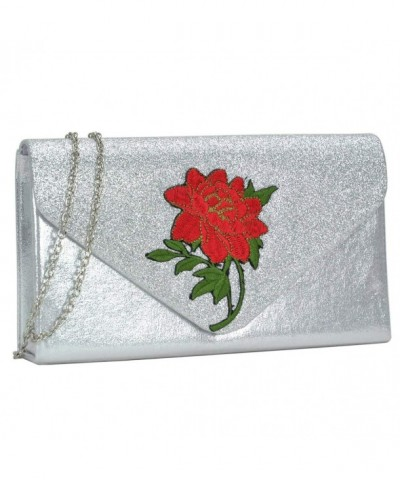 Clutches Evening Handbags Crossbody Wedding