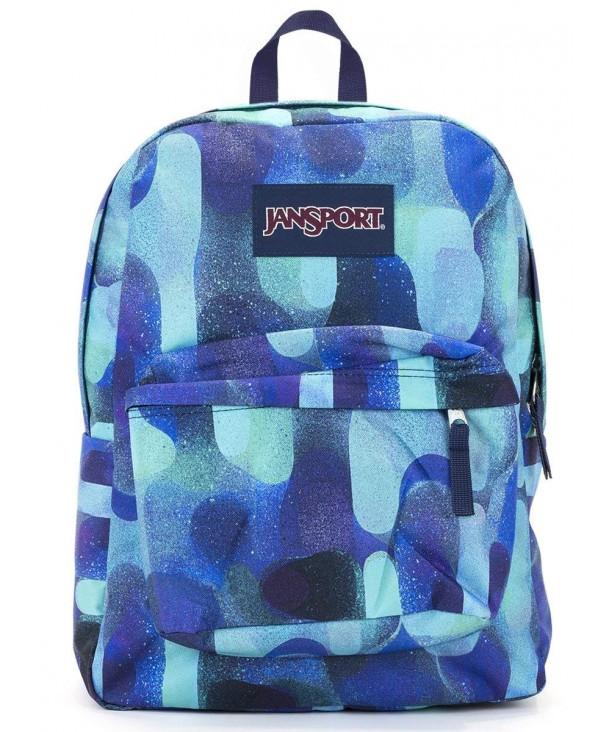 Jansport Superbreak Backpack multi Lava