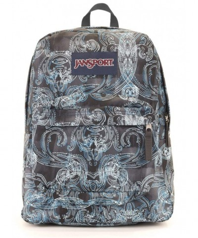 Jansport Superbreak Backpack Multi Ornate