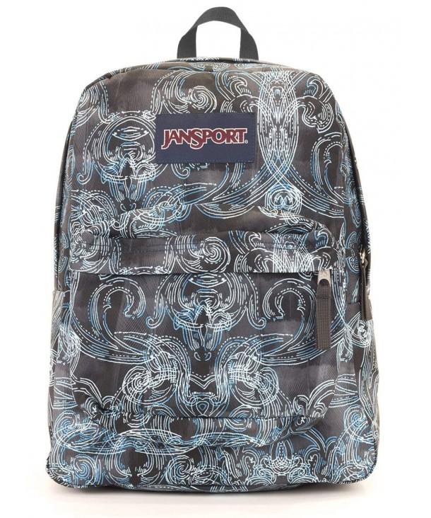 Jansport Superbreak Backpack Multi Ornate