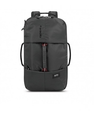 Solo All Star Hybrid Backpack Black