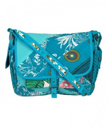 Tribe Azure Patchwork Multi functional Adjustable
