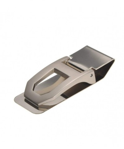 VALYRIA Silver Stainless Credit Rectangle