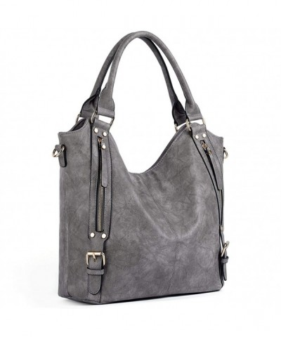 UTO Handbags Shoulder Leather Capacity