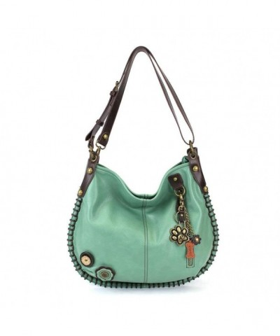 Chala Charming Crossbody Metal Print