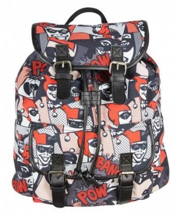 Harley Quinn Knapsack Backpack Bookbag